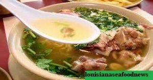 5 Sup Seafood Khas Amerika Serikat