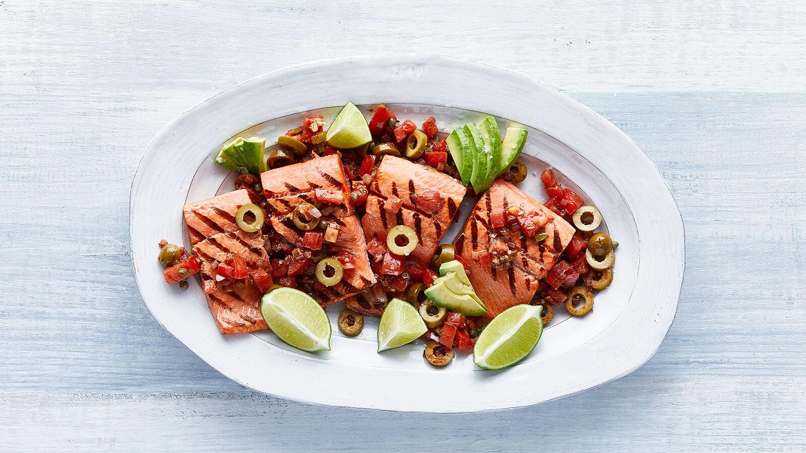 Santap-Hidangan-Salmon-Ala-Lousiana-1