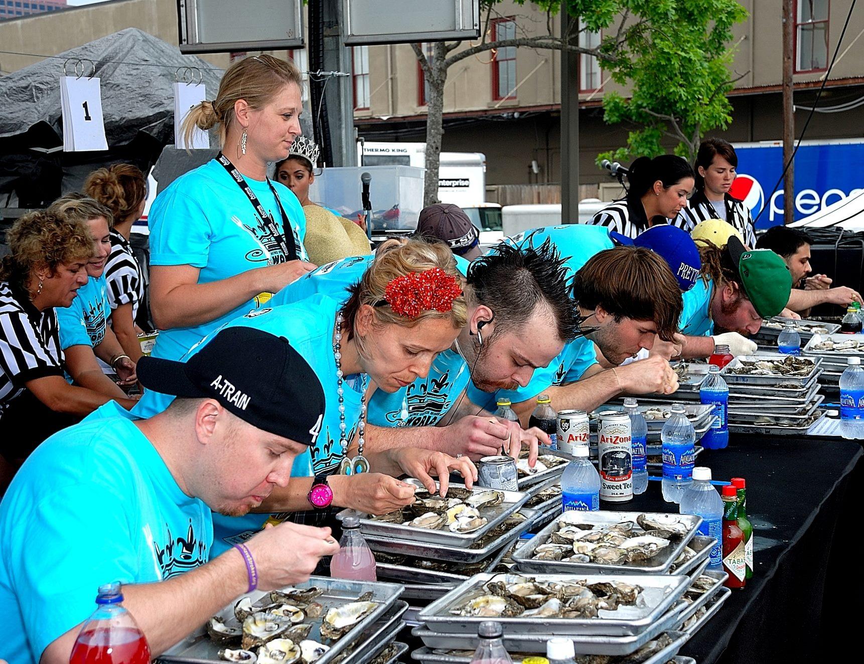 Nikmati Festival Makanan Laut Terbaik Di Louisiana, AS