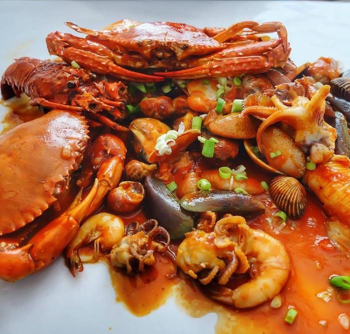 5 Manfaat Menu Kepiting Laut Lousiana Untuk Kesehatan Tubuh