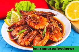 Resep Makananan Laut: Udang Saus Tiram